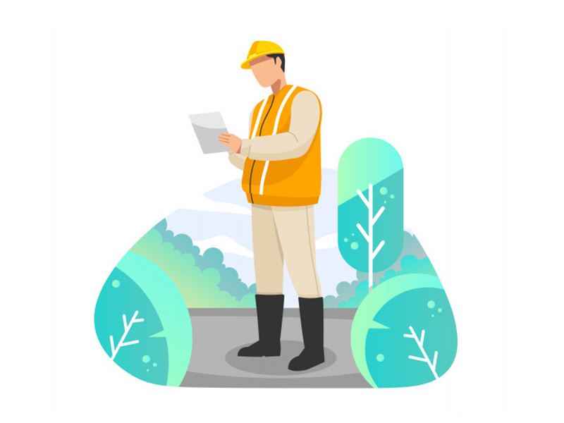 Maintain a list of contractors